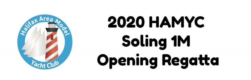 2020 Opening Regatta